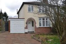 semi detached house to rent in Tividale Road, Burntree...
