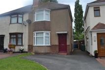 semi detached home in Lane Green Avenue...