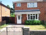 Coronation Road semi detached house to rent