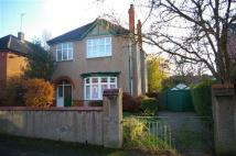 Belmont Road Detached house to rent
