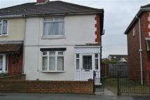 Victoria Road semi detached property to rent