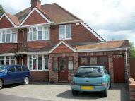3 bed semi detached house to rent in Coleman Avenue...