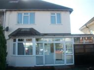 3 bed semi detached house in Stafford Road, Oxley...