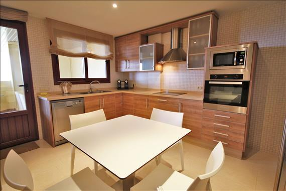 Kitchen to Terrace