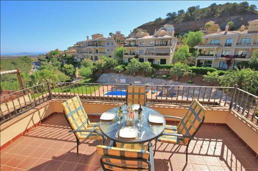 Main Terrace View