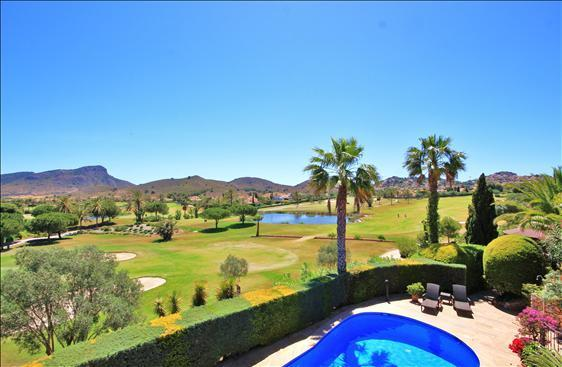 Pool to Golf Course
