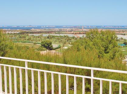 Views to Mar Menor