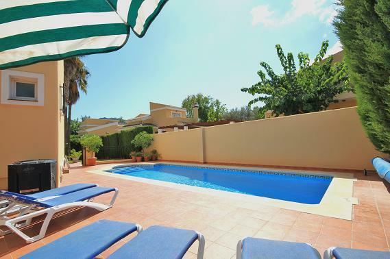 Sun Terrace and Pool
