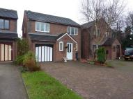Detached house in Carlton Close...
