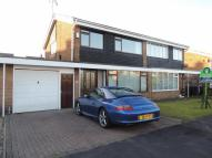 3 bedroom semi detached property for sale in Parkside, Sacriston...