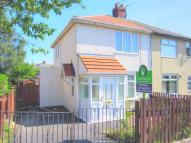 2 bed semi detached home for sale in Park Avenue, Coxhoe...