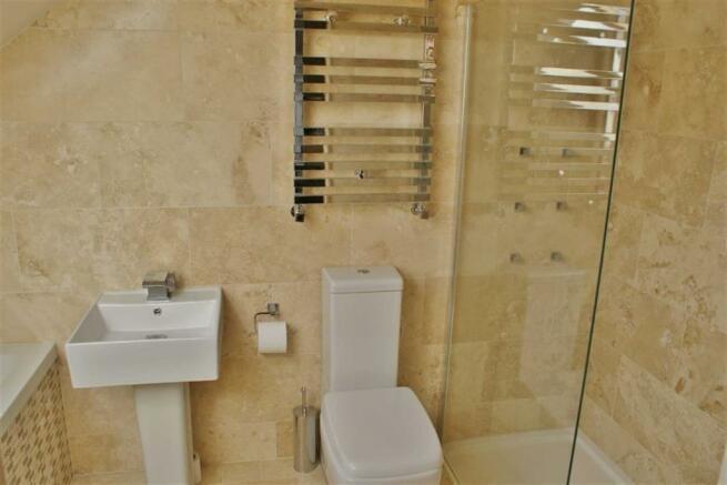 Luxury Family Bathroom