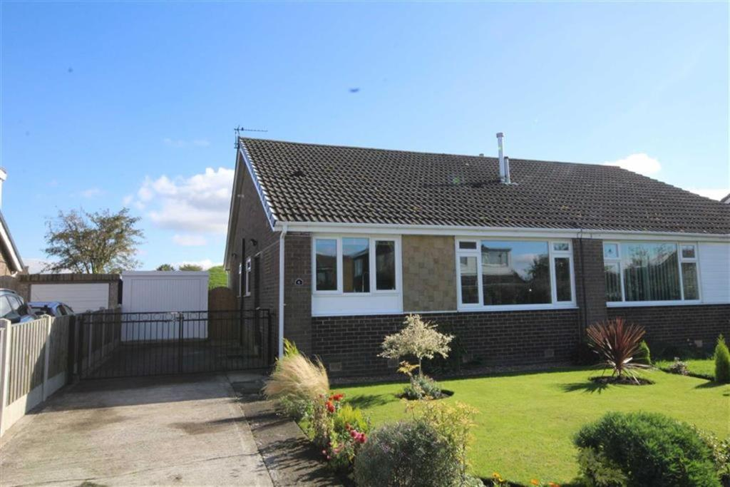 2 bedroom semi-detached bungalow  Moorside Crescent, Drighlington