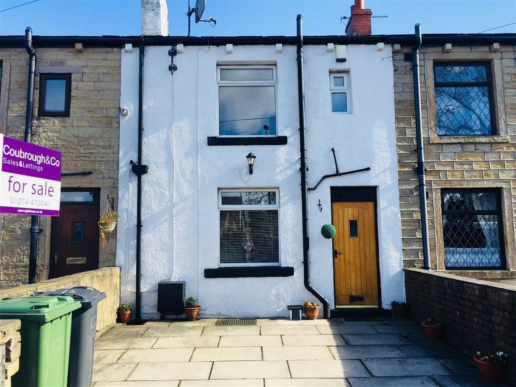 2 bedroom terraced house  Bradford Road, Gomersal