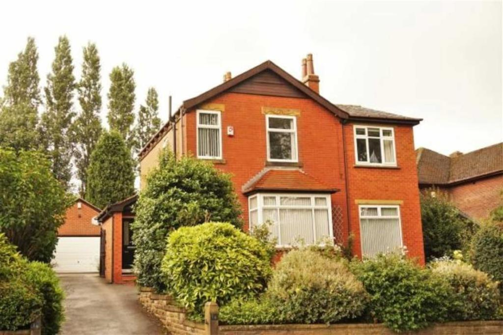 4 bedroom detached house for sale Oxford Road, Gomersal, West Yorkshire (1)