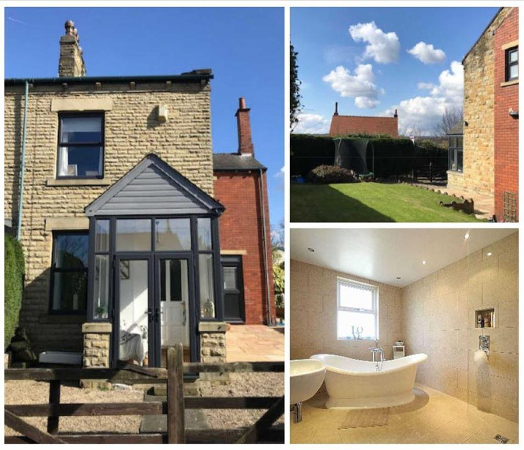 3 bedroom end of terrace house for sale West View, Heckmondwike, West Yorkshire