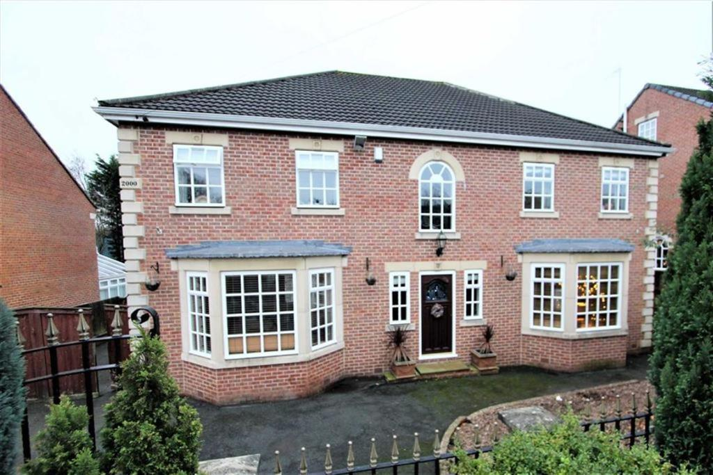 4 bedroom detached house  Church Lane, Birstall