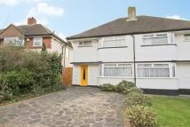 3 bedroom semi detached property for sale in Southbourne Gardens...