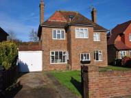 Detached property in Cooden Drive...