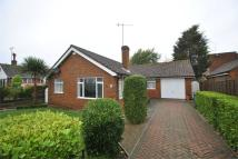 3 bed Detached Bungalow for sale in Sutherland Close...