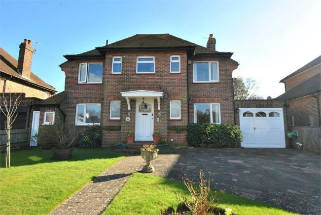 4 Bedroom Detached House For Sale In Cooden Drive Bexhill