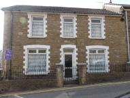 semi detached property for sale in Tillery Road, Abertillery