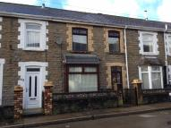 Terraced property in Alexandra Street, Blaina