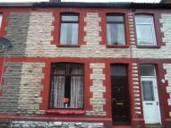 Terraced property in Railway Street...