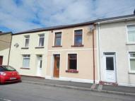Terraced house in Church Street, Blaina