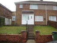 semi detached home to rent in Danygraig, Pontlottyn