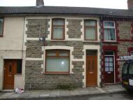 Terraced house in Alexandra Road, Six Bells