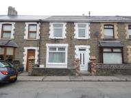Terraced house in Alexandra Street, Blaina