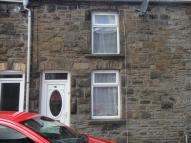 Terraced house in Cross Street...
