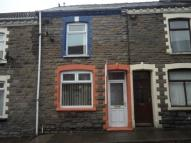 Terraced property in Victoria Street...