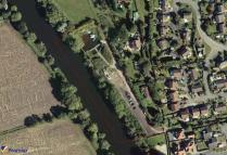Land for sale in Northwick Marina...