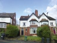 semi detached property in 9A & 9B North Grange...