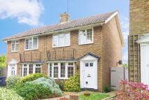 3 bed semi detached house for sale in Shoreham