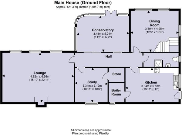 Main House Gd Floor
