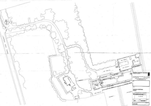 Existing Site Layout