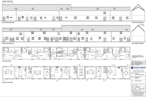 Proposed Floorplans