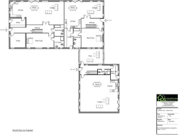 Proposed Grnd Floor