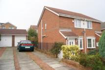 2 bed semi detached home in Hill Crest, Sacriston...