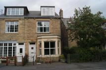 semi detached house in Station Road, Beamish...