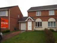 semi detached property in Duxford Grove...