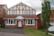 4 bed Detached home to rent in Blackburn Close...