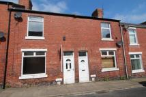 Terraced house in Bouch Street, Shildon...