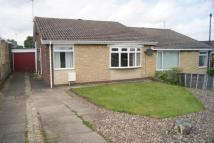 2 bedroom Bungalow in York Crescent...