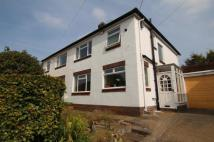 3 bed semi detached property in Geoffrey Avenue...