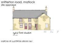 Land for sale in Snitterton Road, Matlock...