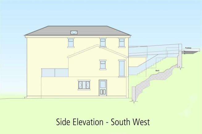 Side Elevation - Sou